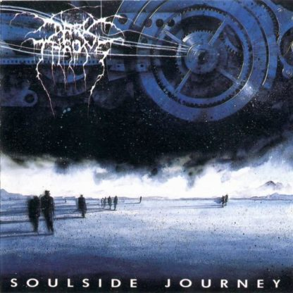 DARKTHRONE Soulside Journey - Vinyl LP (black)