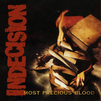 INDECISION Most Precious Blood - Vinyl LP (gold)