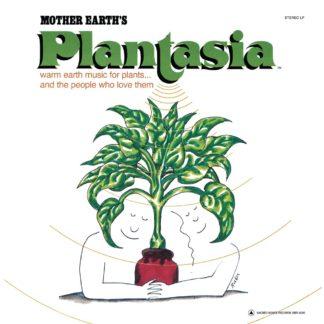 MORT GARSON Plantasia - Vinyl LP (green)