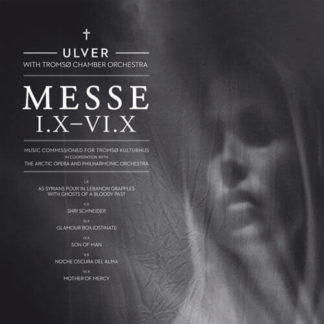 ULVER Messe I.X-VI.X - Vinyl LP (picture disc | black)