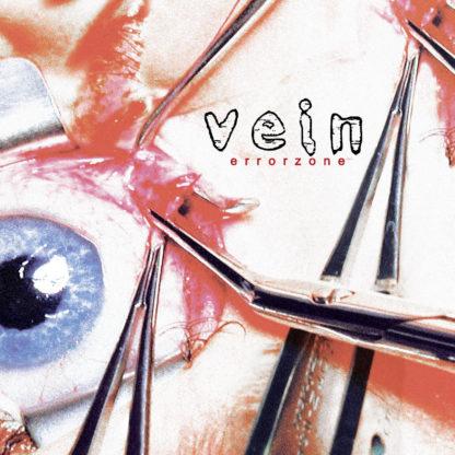 VEIN Errorzone - vinyl LP (eternal splatter)
