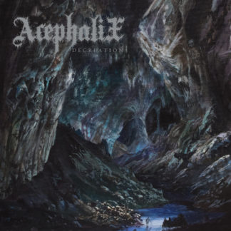 ACEPHALIX Decreation - Vinyl LP (black)