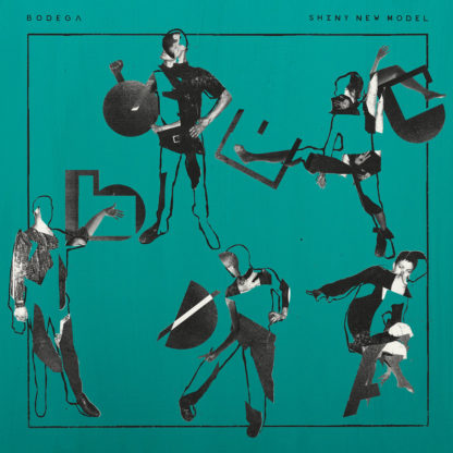 BODEGA Shiny New Model - Vinyl LP (transluscent green)