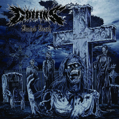 COFFINS Buried Death - Vinyl LP (black)