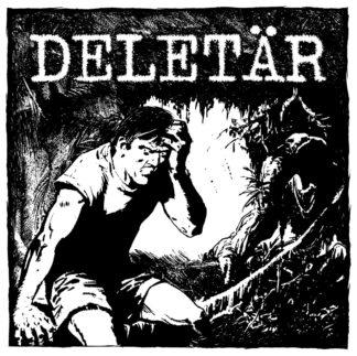 DELETÄR S/t - Vinyl LP (black)