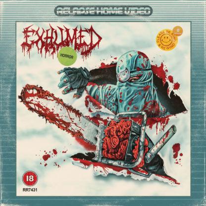 EXHUMED Horror - Vinyl LP (black)