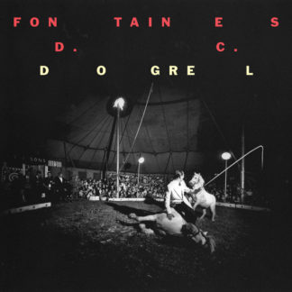 FONTAINES D.C. Dogrel - Vinyl LP (black)
