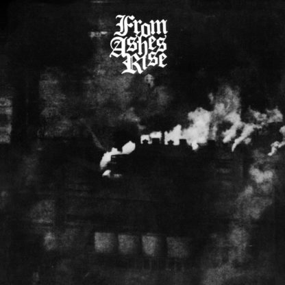 FROM ASHES RISE Concrete & Steel - Vinyl LP (black)
