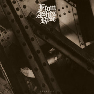 FROM ASHES RISE Silence - Vinyl LP (black)