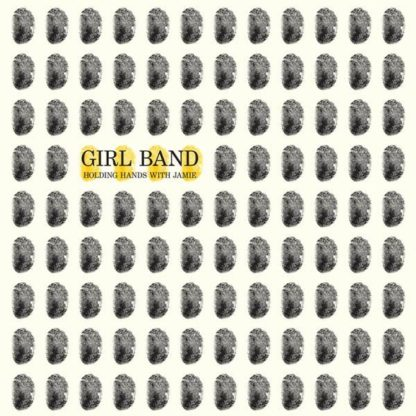 GIRL BAND Holding Hands With Jamie - Vinyl LP (black)