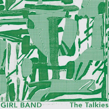GIRL BAND The Talkies - Vinyl LP (black)