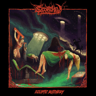 SCORCHED Ecliptic Buchery - Vinyl LP (black)