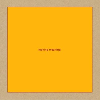 SWANS Leaving Meaning - Vinyl 2xLP (black)
