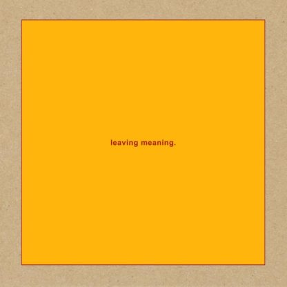 SWANS Leaving Meaning - Vinyl 2xLP (black)
