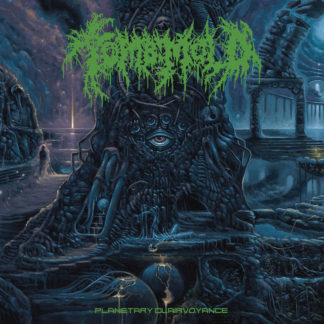 TOMB MOLD Planetary Clairvoyance - Vinyl LP (deep sea blue)