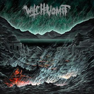 WITCH VOMIT Buried Deep In A Bottomless Grave - Vinyl LP (black)
