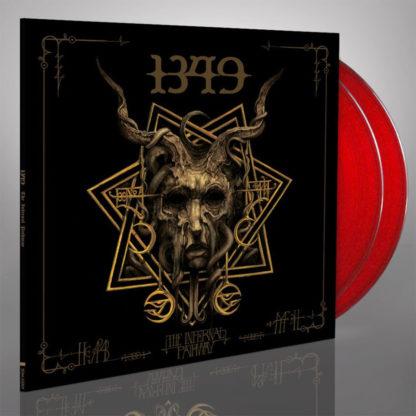 1349 The Infernal Pathway – Vinyl 2xLP (transparent red)