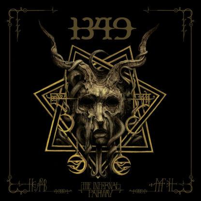 1349 The Infernal Pathway - Vinyl 2xLP (transparent red)