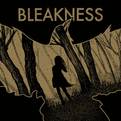BLEAKNESS Frozen Refuge - Vinyl LP (clear)