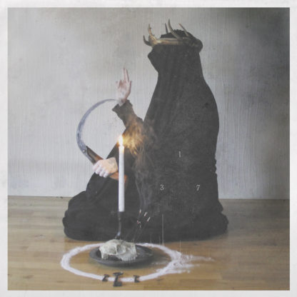 THIS GIFT IS A CURSE A Throne of Ash - Vinyl LP (gold)