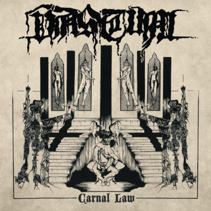 VASTUM Carnal Law - Vinyl LP (black)
