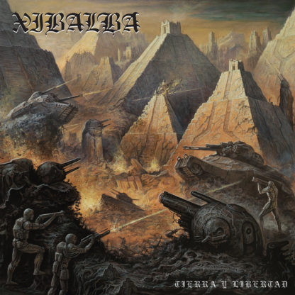 XIBALBA Tierra Y Libertad - Vinyl LP (black)