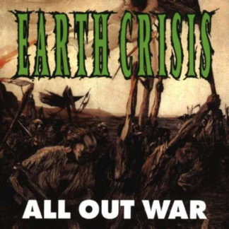 EARTH CRISIS All Out War / Firestorm - Vinyl LP (coloured)