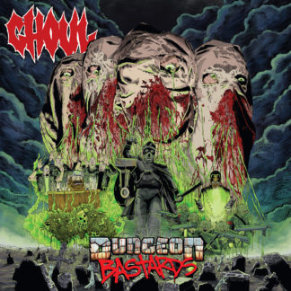 GHOUL Dungeon Bastards - Vinyl LP (blue)