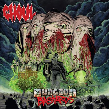 GHOUL Dungeon Bastards - Vinyl LP (blue)