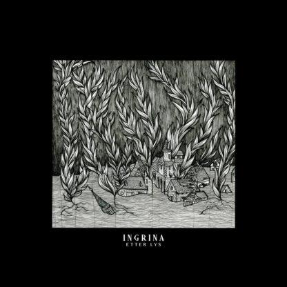 INGRINA Etter Lys - Vinyl 2xLP (black)
