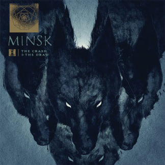 MINSK The Crash And The Draw - Vinyl 2xLP (black)