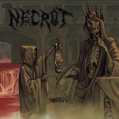 NECROT Blood Offerings - Vinyl LP (swamp green)