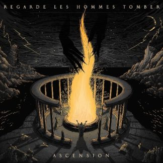 REGARDE LES HOMMES TOMBER Ascension - Vinyl 2xLP (gold | black)
