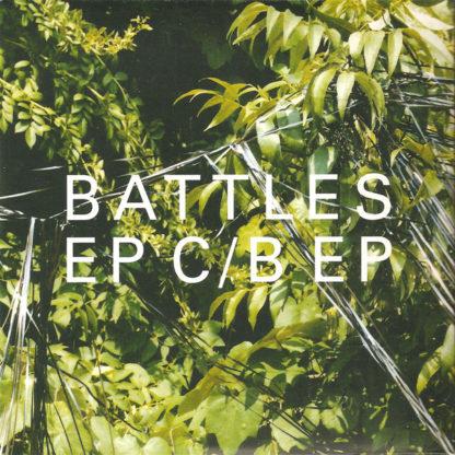 BATTLES EP C / B EP - Vinyl 2xLP (black)