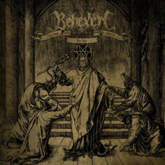 BEHEXEN My Soul For His Glory - Vinyl LP (white with black and gold splatter)