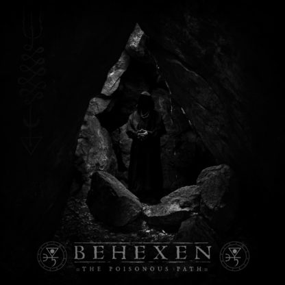 BEHEXEN The Poisonous Path - Vinyl 2xLP (white black grey splatter)