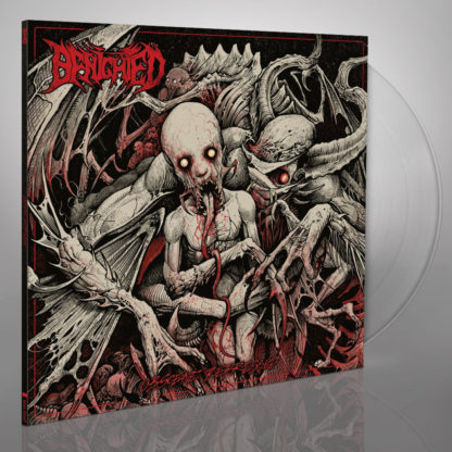 BENIGHTED Obscene Repressed - Vinyl LP (clear)