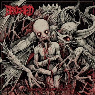 BENIGHTED Obscene Repressed - Vinyl LP (clear | black)