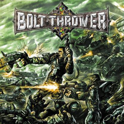 BOLT THROWER Honour Valour Pride - Vinyl 2xLP (black)