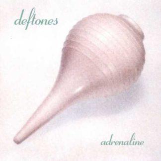 DEFTONES Adrenaline - Vinyl LP (black)
