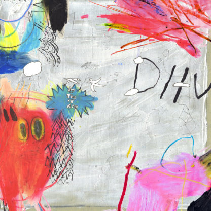 DIIV Is the Is Are - Vinyl 2xLP (black)