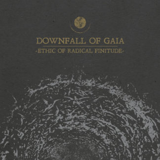 DOWNFALL OF GAIA Ethic of Radical Finitude - Vinyl LP (dead gold marbled)