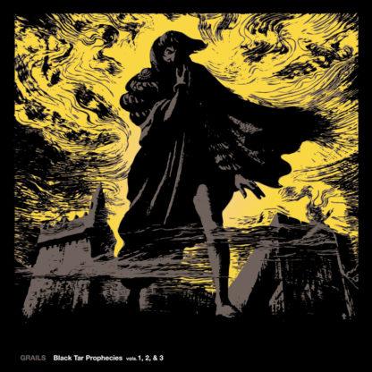 GRAILS Black Tar Prophecies Vol's 1, 2, & 3 - Vinyl LP (black)