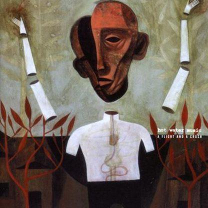 HOT WATER MUSIC A Flight and a Crash - Vinyl LP (black)
