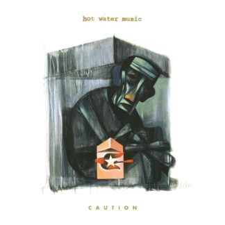 HOT WATER MUSIC Caution - Vinyl LP (black)