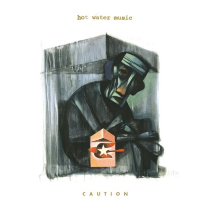 HOT WATER MUSIC Caution - Vinyl LP (black)