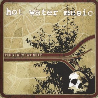 HOT WATER MUSIC The New What Next - Vinyl LP (black)