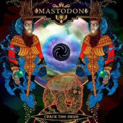 MASTODON Crack The Skye - Vinyl LP (picture disc)