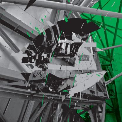 ROSETTA Quintessential Ephemera - Vinyl 2xLP (ultra clear with green smoke)