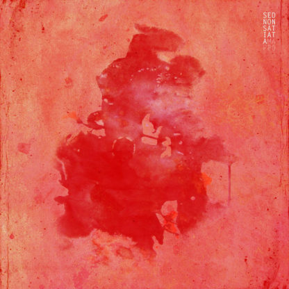 SED NON SATIATA Mappö - Vinyl LP (red and gold mix)
